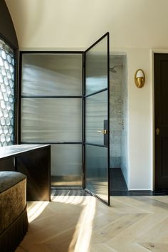 Luxury Bathroom Ideas is unquestionably important for your home. Whether you pick the Interior Design Ideas Bathroom or Luxury Bathroom Master Baths Log Cabins, you will create the best Luxury Bathroom Master Baths With Fireplace for your own life. Modern Bathroom Design, Bathroom Interior Design, Modern House Design, Decor Interior Design, Interior Decorating, Orange Bathroom Interior, Decorating Ideas, Interior Livingroom, Decor Ideas