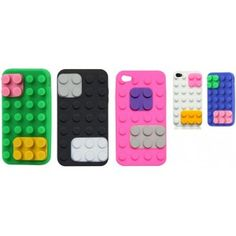 Coque LEGO iPhone 5 : Vous avez l'envie d'avoir un iPhone 5 design et original ? Profitez de cette coque en silicone en forme de LEGO ! Il s'adaptera parfaitement à la taille de votre iPhone 5. Cette housse laissera libre accès aux diverses fonctionnalitées de votre iPhone 5.