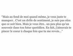 Grand corps malade Book Quotes, True Quotes, Deep Texts, Dear Self, French Quotes, Single Words, Words To Describe, Sad Love, Sweet Words
