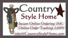 Country Stuff Primitive