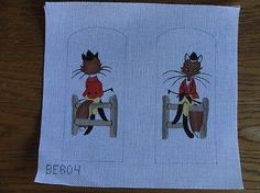 Riding-Fox-Eyeglass-Case-Hand-Painted-Needlepoint-Canvas-Barbara-Eyre-BE-804