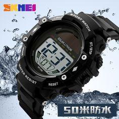 $27.92 (Buy here: https://alitems.com/g/1e8d114494ebda23ff8b16525dc3e8/?i=5&ulp=https%3A%2F%2Fwww.aliexpress.com%2Fitem%2F2016-SKMEI-Men-s-Sports-Watches-Solar-Power-Men-LED-Digital-Watch-Outdoor-Male-Clock-Relogio%2F32654330351.html ) 2016 SKMEI Men's Sports Watches Solar Power Men LED Digital Watch Outdoor Male Clock Relogio Masculino Relojes Wristwatches 1129 for just $27.92