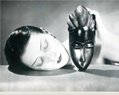 Black and white - Man Ray