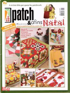 patch afine natal - Pelusita Patch - Álbuns da web do Picasa
