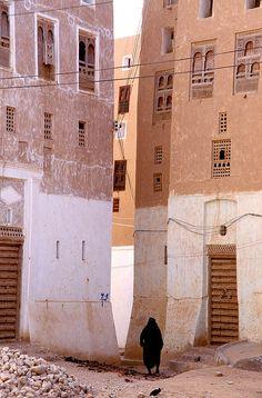"""""""Manhattan do deserto"""": Shibam, a antiga cidade de arranha-céus do Iêmen,© Wikimedia CC user Jialiang Gao"""
