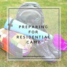 As part of the curriculum at Roo's new school children in Year 3 4 and 5 must take part in a residential trip. Roo  visited Whitwell Camp last month and loved it. I'm sharing our packing preparations #ontheblog with suggestions for a funky sleeping bag good hiking boots and cheap dinnerware