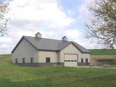 Barn Living Pole Quarter With Metal Buildings | ... Buildings, also known as Pole Barns, from our partners at EPS