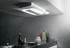Are you looking for a hood for your kitchen? Try the hood Cielo By collection Design By Falmec