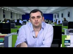 Great Gary V Video on Cents & Sensibility. V Video, Gary Vaynerchuk, Weird Things, Business News, Public Relations, The Fosters, Ninja, Leadership, Wave