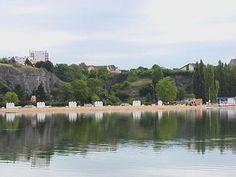 lac-kir-plage Dijon Côte-d'Or guide touristique
