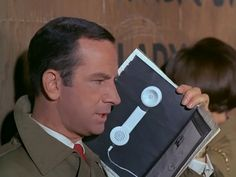 Get Smart: Season 2, Episode 22 Smart Fit the Battle of Jericho (18 Feb. 1967)  Don Adams
