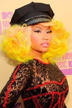 The MTV Video Music Awards, September 2012
