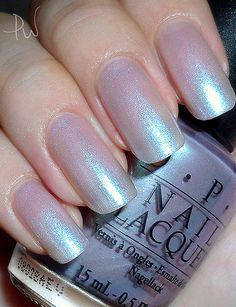 OPI Yokohama Collection, Yokohama Twilight  So many wonderful nail designs now but this would be a keeper - goes with everything and looks fab.