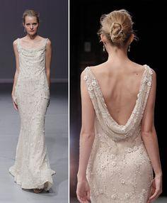 Rivini Wedding Dress Fall 2012 Avelina