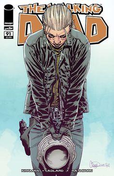 The Walking Dead #91