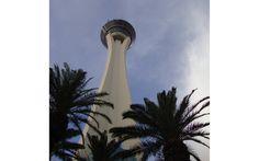 Stratosphere hotel où Francis a sauté en bungee - Galerie de photos - Moto Journal