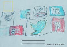 Petit Artiste: Um design por dia - miscelânea desenho feito por c...