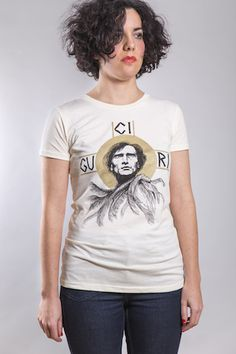 Artaud T-Shirt Woman Ecru