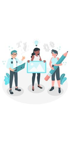Create a story with these Design community Illustrations in Amico Style to make your projects shine. Flat Design Illustration, Simple Illustration, Character Illustration, Digital Illustration, Graphic Illustration, Media Quotes, Work Quotes, Change Quotes, Attitude Quotes