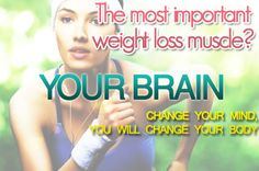 Change your mind, change your body.