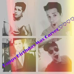 #HappyBirthdayMaxCarver!!!  #TeenWolf ♡♡♡