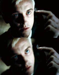 Draco Malfoy needs a hug. :(