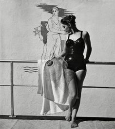 Louise Dahl-Wolfe , Sin título, 1940 © Louise Dahl-Wolfe, 1989 Center for Creative Photography, Arizona Board of Regents Cortesía de Staley-Wise Gallery, New York