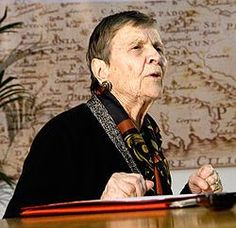"""celebratingamazingwomen: """"Helene Ahrweiler (b. is a Greek university professor, specializing in history and archeology. She is a UNICEF Goodwill Ambassador for her native country. Facts About People, Native Country, University Professor, Ancient Greece, My People, Archaeology, Personality, Literature, How To Memorize Things"""