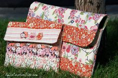 Travel Handmade : iPad/Laptop Cover Tutorial - Amy's Creative Side