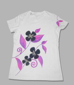 Inma Valderas  Camisetas pintadas
