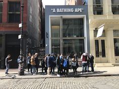 Bape Store, New York
