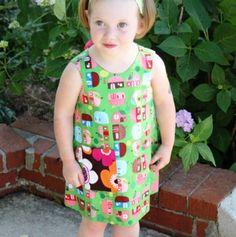 Reversible Messy Dress