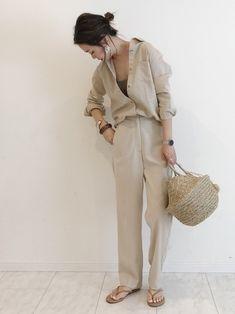 Fashion Pants, Love Fashion, Korean Fashion, Autumn Fashion, Womens Fashion, Fashion Design, 40s Outfits, Spring Outfits, Casual Outfits