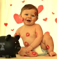 New Baby Pictures Valentines Day For Kids Ideas Valentine Picture, Valentines Day Baby, Valentines Day Pictures, Valentines Day Background, Holiday Pictures, Valentine Photos, New Baby Pictures, Baby Photos, Baby Announcement Pictures