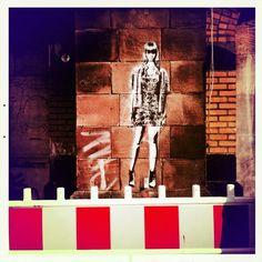 """maike rathert   """"streetart--hh II"""""""