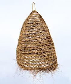 """Abat jour """"Rock the Kasbah"""" fibre naturelle"""