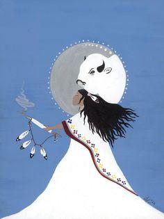Legend of the White Buffalo Calf Woman