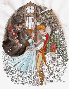the nutcracker prince. I always found the story behind the nutcracker suite fascinating.