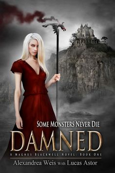 Bound to a spirit with a sinister history, a woman with a dark power will battle to rule the realm of the dead… Universal link: http://books2read.com/Damned