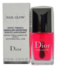 Dior Nail Glow Instant French Manicure Effect Whitening Nail Care by Dior #zulily #zulilyfinds