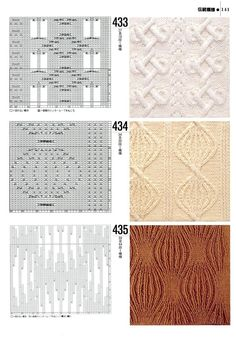 1000 knitting patterns