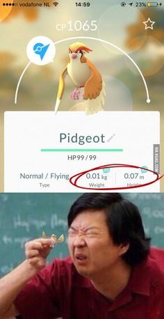 My strongest right now but definitely not my biggest. Pokemon Go, seriously?!