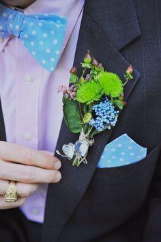 bow ties. heart