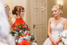 Since the Woburn Abbey wedding was taking place during the month of December, it was filled with such a cosy festive feel. Woburn Abbey, Girls Dresses, Flower Girl Dresses, Manchester, Wedding Photography, Wedding Dresses, Fashion, Wedding Shot, Bride Gowns