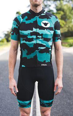 Strava x Black Sheep Men's Cycling Kit