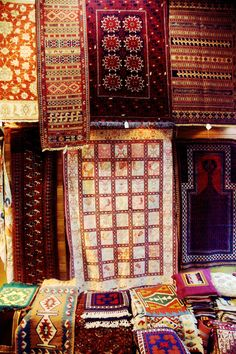 Turkish carpets / grand bazaar,istanbul,turkey