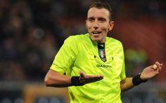 Proprio Rocchi e Mazzoleni scelti per Inter e derby di Torino: come si può non pensare a male? #seriea #arbitri