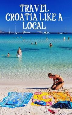 Absolute-must-do things to do in Croatia I get asked this same question all the time, what should we do while on holidays in Croatia? There are dozens of ways to experience the magic of Croatia. Get some great #trip_ideas and start planning your next trip! See More: RoutePerfect.com