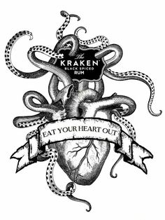Kraken Black Spiced Rum NZ Best Price 700ml | Cocktail Merchant