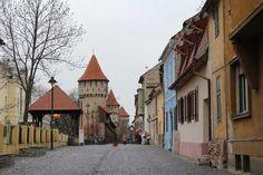 Die Türme von Hermannstadt (Foto © Norbert Eisner) Travel